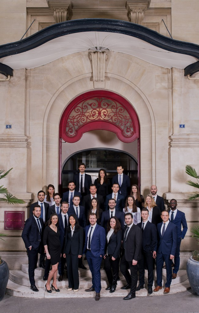 Photo de groupe Corporate